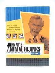 Johnny's Animal HiJinks Vol 1 DVD Johnny Carson Hilarious Animal Guests 2001
