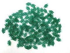 Lot of 143 K'NEX Green Connectors 4 Position Standard Bulk Part 90905