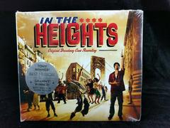 In The Heights Original Broadway Cast Recording 2 CD Set with Booklet New