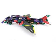 K'nex Sonic Fighters Building Set w/ Instructions Moving Parts 1999 Rare Retired