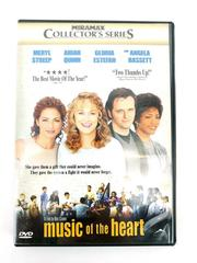 Music of the Heart DVD Directed By Wes Craven 2 Disc Miramax Collector's Series
