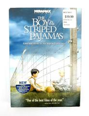 The Boy in the Striped Pajamas with Bonus Features 2009 DVD Region 1 PG-13