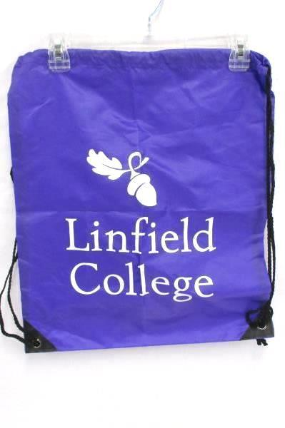 Linfield College Wildcats Swimming Shirt Drawstring Bag LCAT Plastic Cup