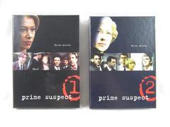 Prime Suspect 1 and 2 HBO Video Helen Mirren 4 DVD Disc Set