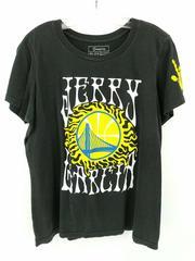 Jerry Garcia & Golden State Warriors T-Shirt Limited Edition Women's Sz 2XL NBA