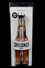 Chillsner By Corkcicle Drink Thru Bottle Chiller Cool Til Last Sip Beer