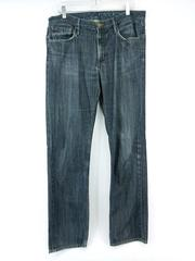 BURBERRY BRIT Cavendish Jeans Straight Leg Dark Wash Men's Size 36 L