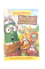 VeggieTales MacLarry and the Stinky Cheese Battle DVD Big Ideas