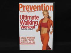 Prevention Fitness Systems: Ultimate Walking Workout DVD w/Chris Freytag