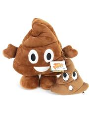 Blue Orange Who Did It Poo Game with 13in Large Poo Plush 2018