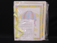 Vintage Current Baby's First Year Keepsake Folder & Calendar Set