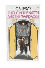 The Lion, the Witch, and the Wardrobe C.S. Lewis Vintage Paperback PB 1970