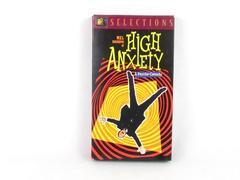 VHS High Anxiety Psycho Comedy Mel Brooks 1997 20th Century Fox