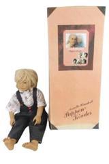 Vintage Annette Himstedt Kasimir Doll #1146 Puppen Kinder Images of Childhood