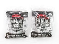Lot of 2 Water Bottles Universal Kids American Ninja Warrior Junior Arbys
