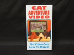 Cat Adventure Video The Video Cats Love To Watch VHS Publishers Choice Video