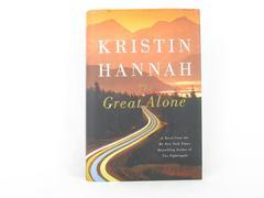 The Great Alone Kristin Hannah 2018 Hardcover St. Martins Press Novel