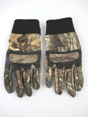 Realtree Gloves Hunting Camouflage Xtra Men's Size L/XL Grip Padding