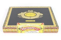 Vintage Partagas Black Label Cigar Box Handmade in Santiago