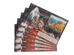 Lot of 5 Postcards Autumn Leaf Festival Leavenworth Washington