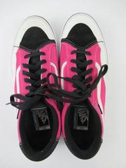 Vans TNT Advanced Pro Skate Shoes Magenta Black White Trujillo Men's Sz 10.5