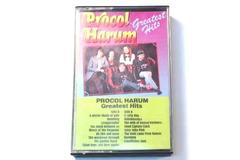 Procol Harum Greatest Hits Album Cassette Tape Dutch Import 16 Songs