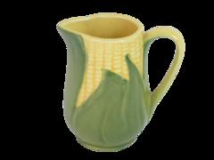 Shawnee Pottery Corn On the Cob Creamer 70 Corn Queen Pattern