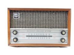 Vintage 1958 Dumont Sound Stage Radio Model 200