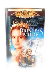 The Princess Bride 1987 VHS Movie MGM Family Entertainment Rob Reiner Film