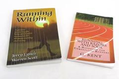 Running With Razors & Soul G. Kent & Running Within Lynch/Scott Paperback Books