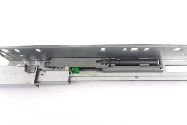 Grass Elite Plus 8 in Undermount Drawer Slide Extends to 16 in No 13031-03