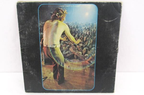 Three Dog Night Was Captured Live At The Forum Vinyl LP Record Paper Sleeve