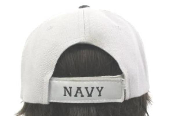 United States Navy Baseball Hat Easy Fasten K&S Unique Support Our Troops