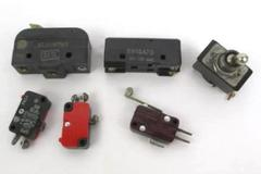Micro Switches Lot Of 6 ~Precision~ Type Z W L H