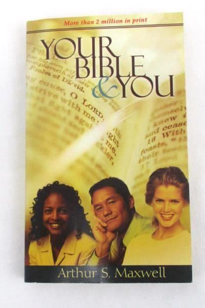 Lot of 2 Ten Commandments Twice Removed Shelton Quinn Your Bible & You Maxwell