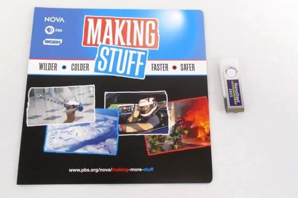 NanoDays Exploring Materials Science Kit Kids Ages 8+ 2015 Starter Kit