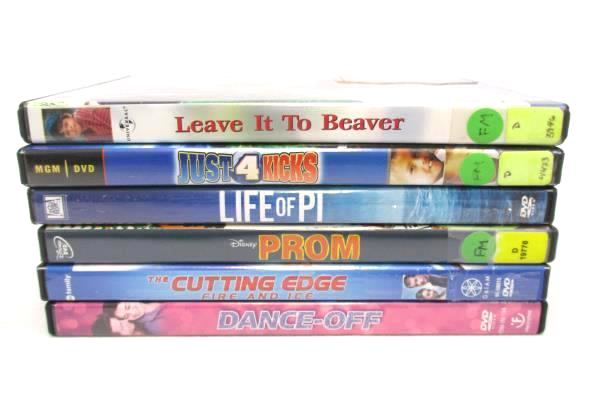 DVD Lot of 13 Family Youth Themes HOURS OF ENTERTAINMENT