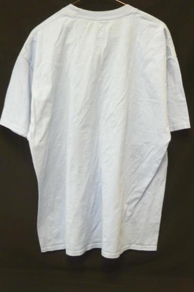 Hawaii Souvenir T-Shirt Graphic Rainbow Light Blue Illahe Adult Size XL
