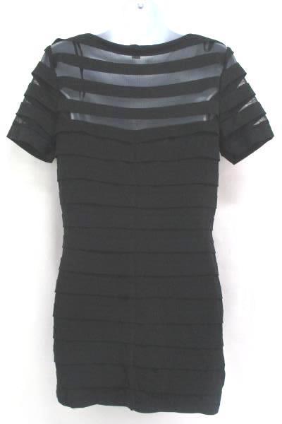 AA Studio AA Women's Cocktail Dress Black Mini dress Size 8