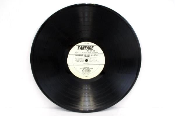 Dixieland Big Band All Stars Vinyl Record LP Fanfare LP-2-102 Shrink Wrap