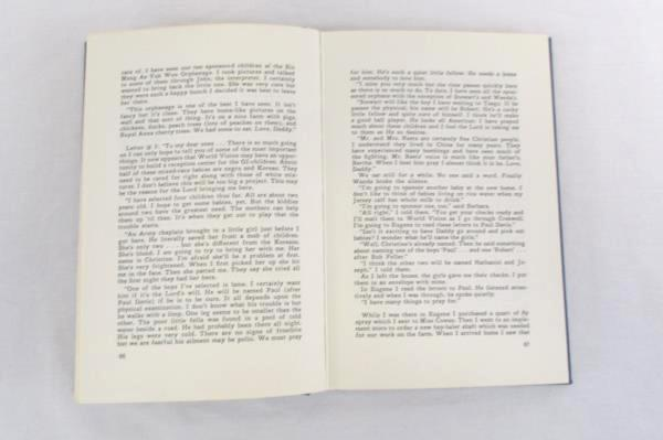 Vintage 1956 First Edition The Seed from the East First Printing Mrs Harry Holt