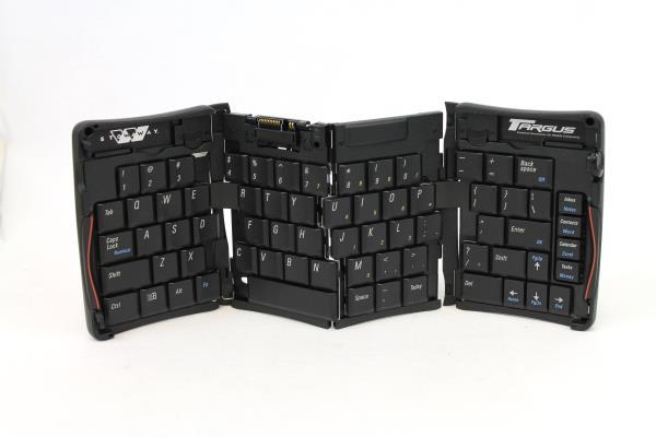 Targus Portable Stowaway Keyboard HP PA 820 Untested