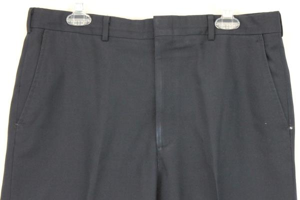 Murphy & Hartelius Pants Slacks Trouser Navy Blue Dress Career Size 37 R