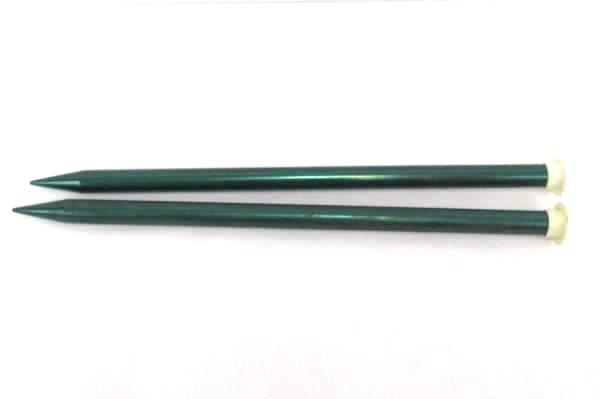 "Lot of 3 Sets Knitting Needles Boye 19 Bates 14"" Unbranded 13 Wood and Metal"