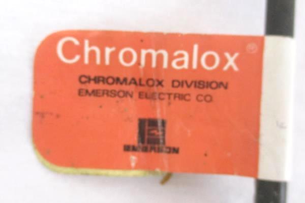 New Old Stock Chromalox Electric Range Element 240 Volts 2500 Watts