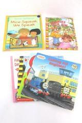 Lot of 6 Early Readers I Can Read Clifford Thomas Tonka Arthur Mouse