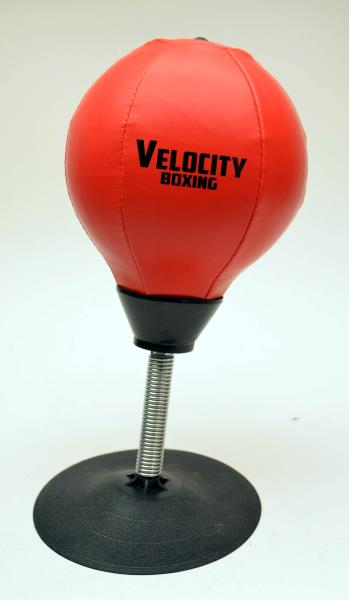 VELOCITY BOXING Stress Reliever Desktop Speed Punching Ball