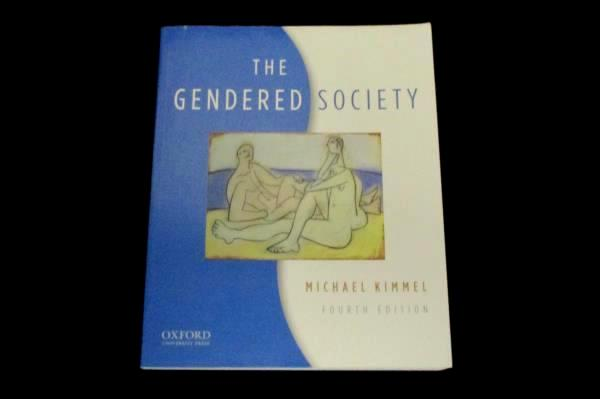 The Gendered Society Reader 4th Edition Kimmel SC 2011 Oxford University