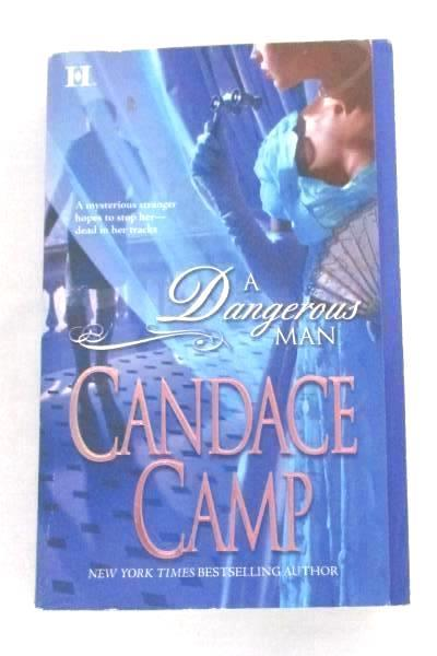 3 Candace Camp Historical Romance Books Indiscreet A Dangerous Man Swept Away