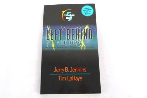 Left Behind Book Series: Jenkins LaHaye The Kids 2 3 4 5 SC The Remnant No10 HC